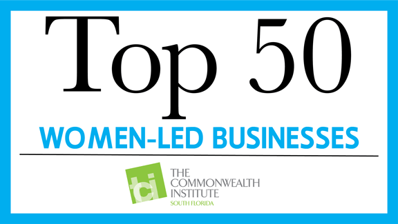 Top 50 Women Led Businesess