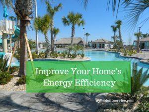 improve home energy efficiency