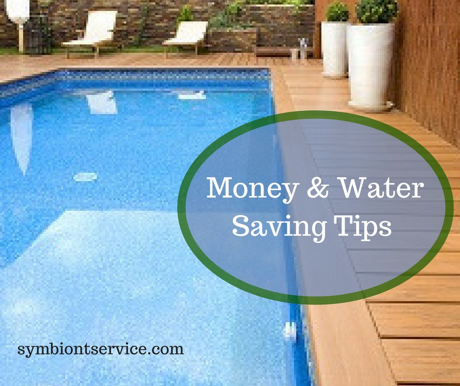 money and water saving tips